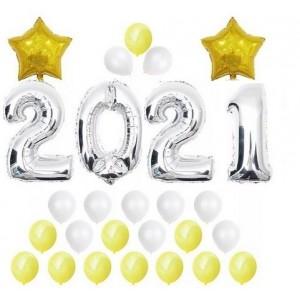 Набір кульок на Новий Рік 09