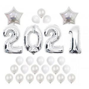 Набір кульок на Новий Рік 07