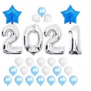 Набор шаров на Новый Год  10