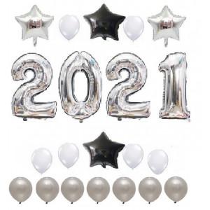 Набір кульок на Новий Рік 05