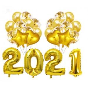Набір кульок на Новий Рік 55