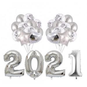 Набор шаров на Новый Год  56
