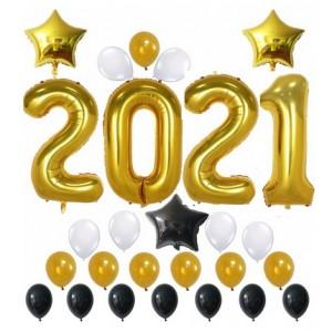 Набір кульок на Новий Рік 06