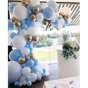 Комплект шаров для арки ( 121 шт ) 033