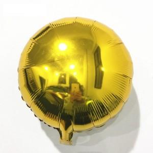 Кулька Коло 18 дюймів ( 45 см ) ЗОЛОТО