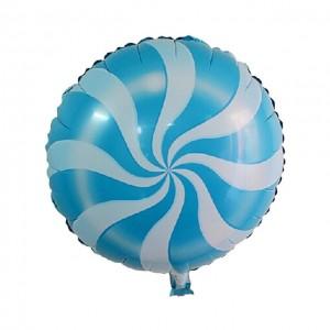 Кулька Коло 18 дюймів ЛЬОДЯНИК СИНІЙ ( 45 см )
