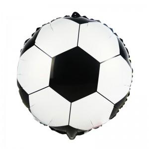 Кулька Коло 18 дюймів ФУТБОЛЬНИЙ М'ЯЧ ( 45 см )