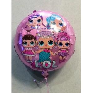 Кулька Коло 18 дюймів LOL ( 45 см )
