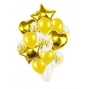 Набор воздушных шаров 025 (14 шт)