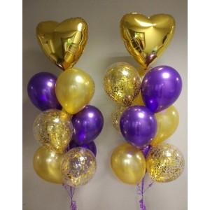 Набор воздушных шаров 019 (10 шт)