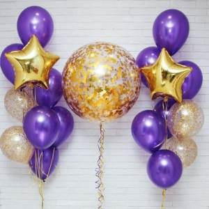 Набор воздушных шаров 036 (19 шт)