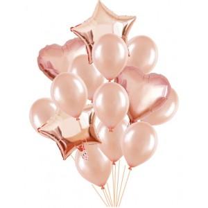 Набор воздушных шаров 022 (14 шт)