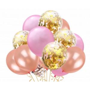 Набор воздушных шаров 013  ( 30 см - 15 шт )