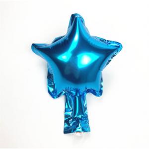 Кулька Зірка 5 дюймів ( 13 см ) СИНЯ