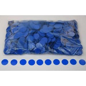 Конфеті кола - СИНІ. В упаковці 10 грам