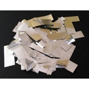 Конфеті метафан - СРІБЛО. В упаковці 20 грам