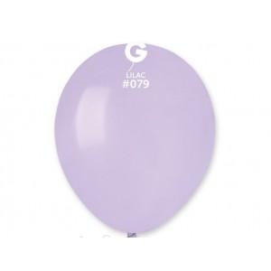 Повітряна кулька 5 дюймів (13 см) НІЖНО БУЗКОВА пастель