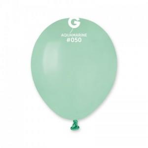 Повітряна кулька 5 дюймів (13 см) АКВАМАРИН пастель