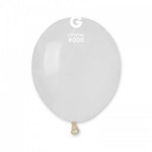 Повітряна кулька 5 дюймів (13 см) ПРОЗОРА кристал