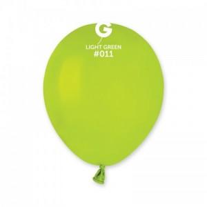 Повітряна кулька 5 дюймів (13 см) САЛАТОВА пастель