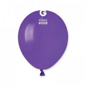Повітряна кулька 5 дюймів (13 см) ФІОЛЕТОВА пастель