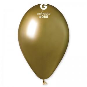 Повітряна кулька 13 дюймів (33 см) ЗОЛОТО ХРОМ