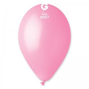 Повітряна кулька 10 дюймів (25 см) СВІТЛО РОЖЕВА пастель