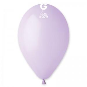 Повітряна кулька 12 дюймів (30 см) НІЖНО БУЗКОВА пастель