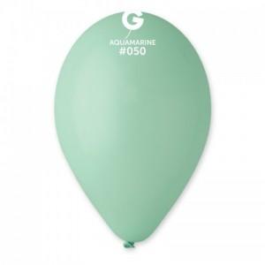 Повітряна кулька 10 дюймів (25 см) АКВАМАРИН пастель