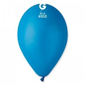 Повітряна кулька 12 дюймів (30 см) СИНЯ пастель