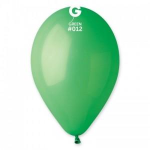 Повітряна кулька 10 дюймів (25 см) ЗЕЛЕНИЙ пастель