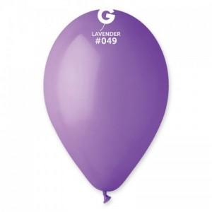 Повітряна кулька 10 дюймів (25 см) ФІОЛЕТОВА пастель