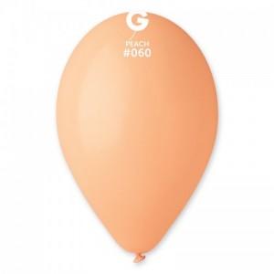 Повітряна кулька 12 дюймів (30 см) ПЕРСИК пастель