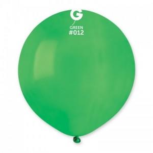 Повітряна кулька 19 дюймів (48 см) ЗЕЛЕНА пастель
