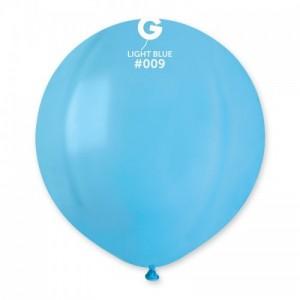 Повітряна кулька 19 дюймів (48 см) БЛАКИТНА астель