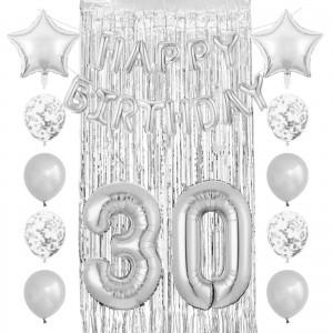 """Набор шаров на день рождения, """"HAPPY BIRTHDAY"""" 055"""