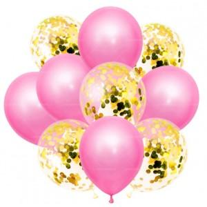 Готовый набор воздушных шаров 2011 (30 см - 10 шт)
