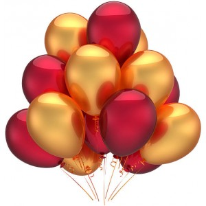 Набор воздушных шаров 06 (25 см - 21 шт)