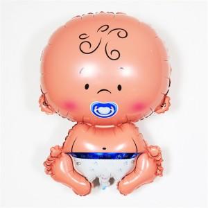 Кулька надувна Пупс Хлопчик  60 см